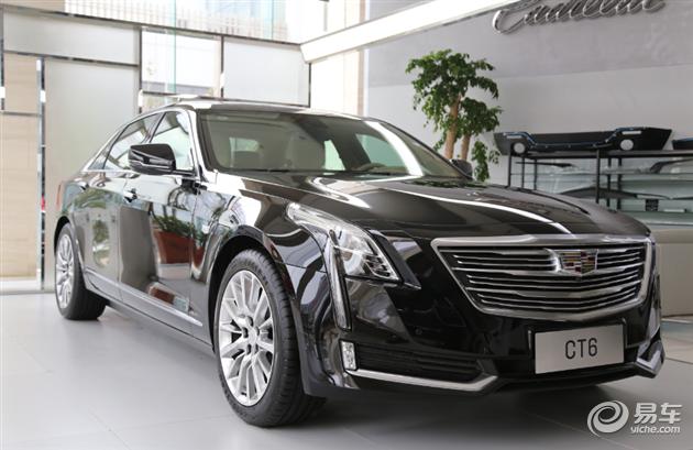 体验美式奢华 美式旗舰轿车凯迪拉克CT6