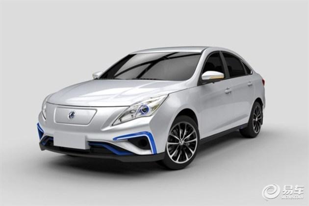 景逸S50 EV官图发布 或亮相北京车展