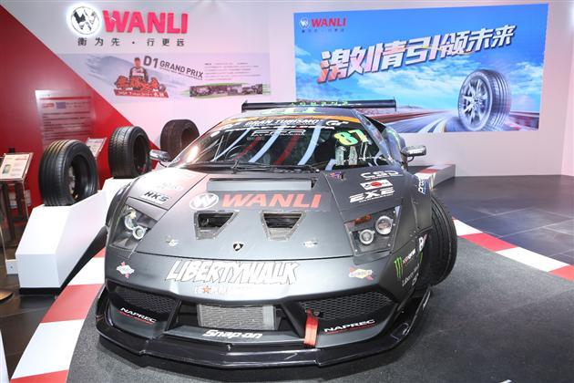 全球布局规模初具 万力轮胎闪耀北京车展