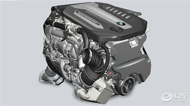宝马750d发布 配全球最强6缸柴油发动机