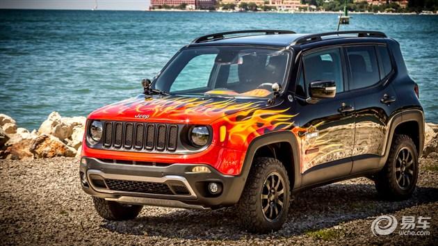 Jeep发布自由侠地狱复仇版官图 仅此一台