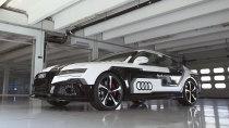 赛道首测 奥迪RS7无人驾驶概念车