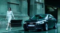 奥迪二手车系列广告之《银行劫案篇》