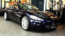 玛莎拉蒂GT S 百公里加速仅4.9秒