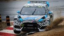 福克斯RS RX 出征Rallycross锦标赛