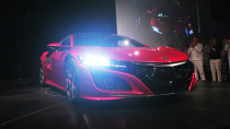 全新讴歌NSX 日本国宝级跑车之一