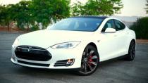 2016款特斯拉Model S P85D 优雅如绅士