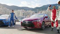 2017款丰田凯美瑞 兄弟城市极速飚车