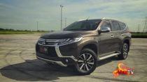 2016款帕杰罗劲畅硬派SUV 轴距达2800mm