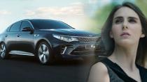 2017款起亚K5 GT 新变革引领时尚