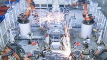 众泰大迈智能工厂 自动化水平超过90%
