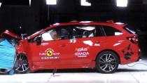斯巴鲁Levorg旅行车 E-NCAP碰撞测试