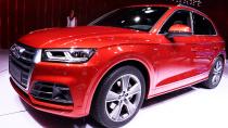 2016巴黎车展 全新一代奥迪Q5全球首发