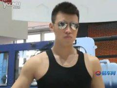 2010北京车展 肌肉男相称东风猛士