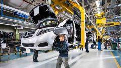 2016款奔驰V级豪华MPV 生产车间探秘