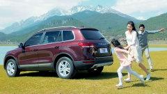 智能一键启动 野马T70升级版超值SUV