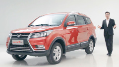 解读北汽幻速S3L 七座SUV升级新标杆