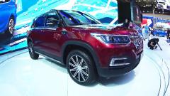 2016广州车展 中型SUV长安CS95将发布