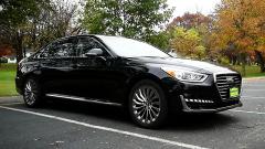 2017款Genesis G90 售价约41万