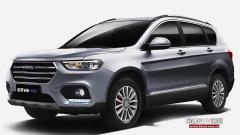 蓝标哈弗H6运动版 稳居SUV销量榜冠军
