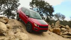 2017款Jeep指南者 多种路况越野展示