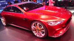 2017日内瓦车展 奔驰AMG GT Concept