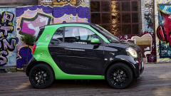 """smart fortwo 呆萌""""小精灵""""动态展示"""