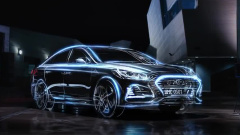 2018款现代索纳塔 设计师详解新车亮点