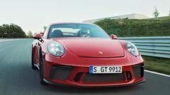 新款保时捷911 GT3 底盘技术源于赛车