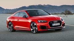 全新奥迪RS5 Coupe 换装涡轮增压发动机