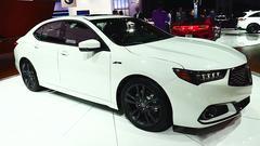 2017纽约车展 新款讴歌TLX A-Spec发布