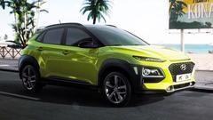 现代KONA小型SUV 配置亮点详细解析