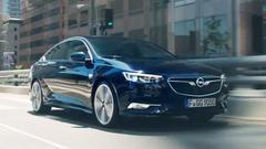 全新一代欧宝英速亚 配备四轮驱动系统