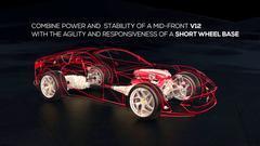法拉利812 Superfast 车辆动力学详解