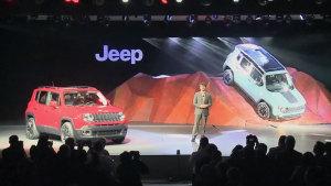 全新款Jeep自由侠 纽约车展直播