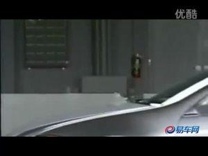 讴歌Acura RL碰撞测试