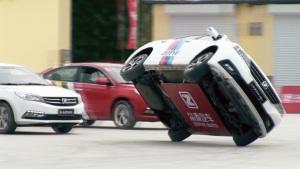 2015众泰汽车超级战车秀