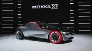 全新欧宝GT概念车实拍
