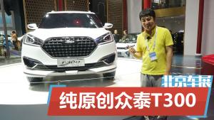 北京车展 纯原创众泰T300