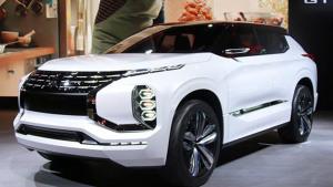 三菱GT-PHEV概念车首秀