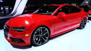 2017款奥迪S7 V8T