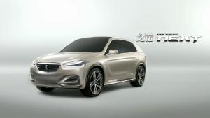 之诺Concept Next概念车