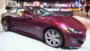 全新玛莎拉蒂GT Sport亮相