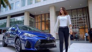 2017款丰田卡罗拉安全升级