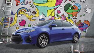 2017款丰田卡罗拉配置升级