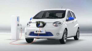 江淮微型电动车iEV6E