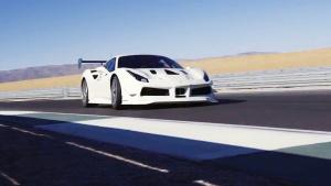法拉利488 Challenge赛道秀
