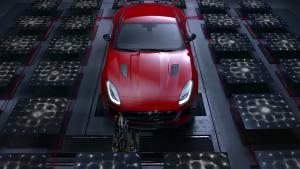 捷豹F-Type SVR引擎声销魂