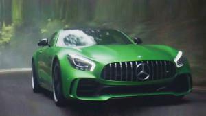 奔驰AMG GT R宣传片