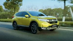 全新本田CR-V城市SUV